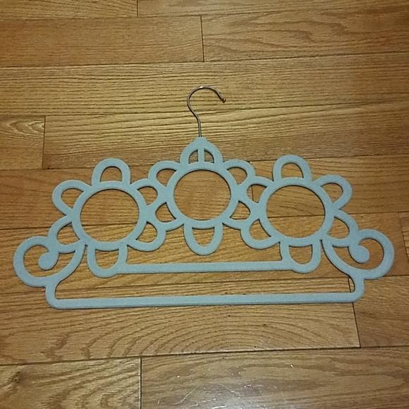 5 for $30 sale! Velvet scarf hanger